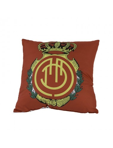 THROW PILLOW WITH CLUB CREST